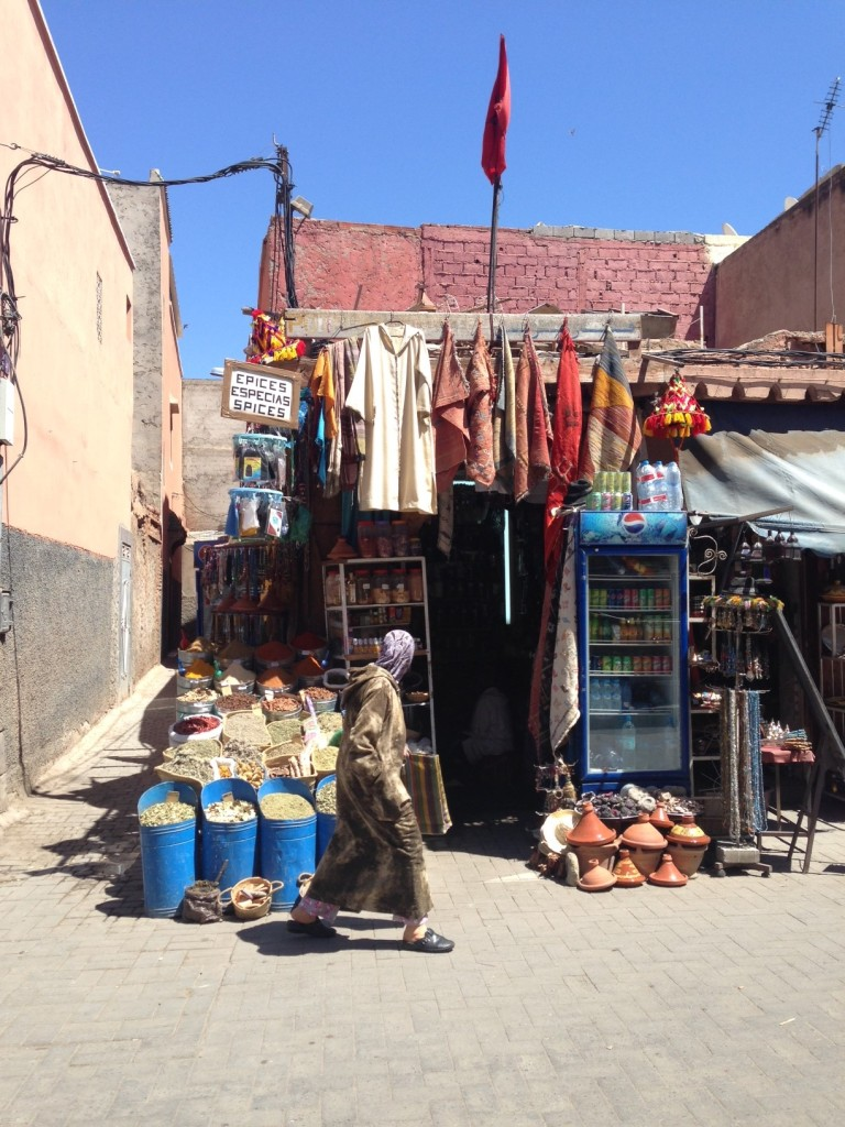 The Shoe in the Souk