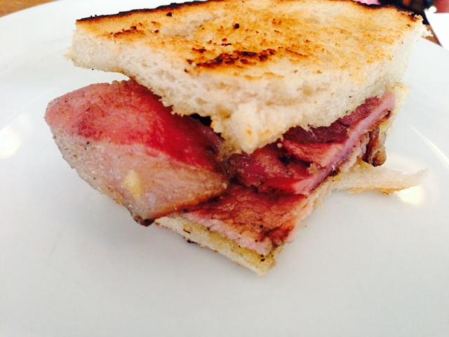 St. Johns Bacon Sandwich