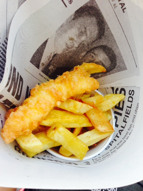 Fish & Chips anyone?