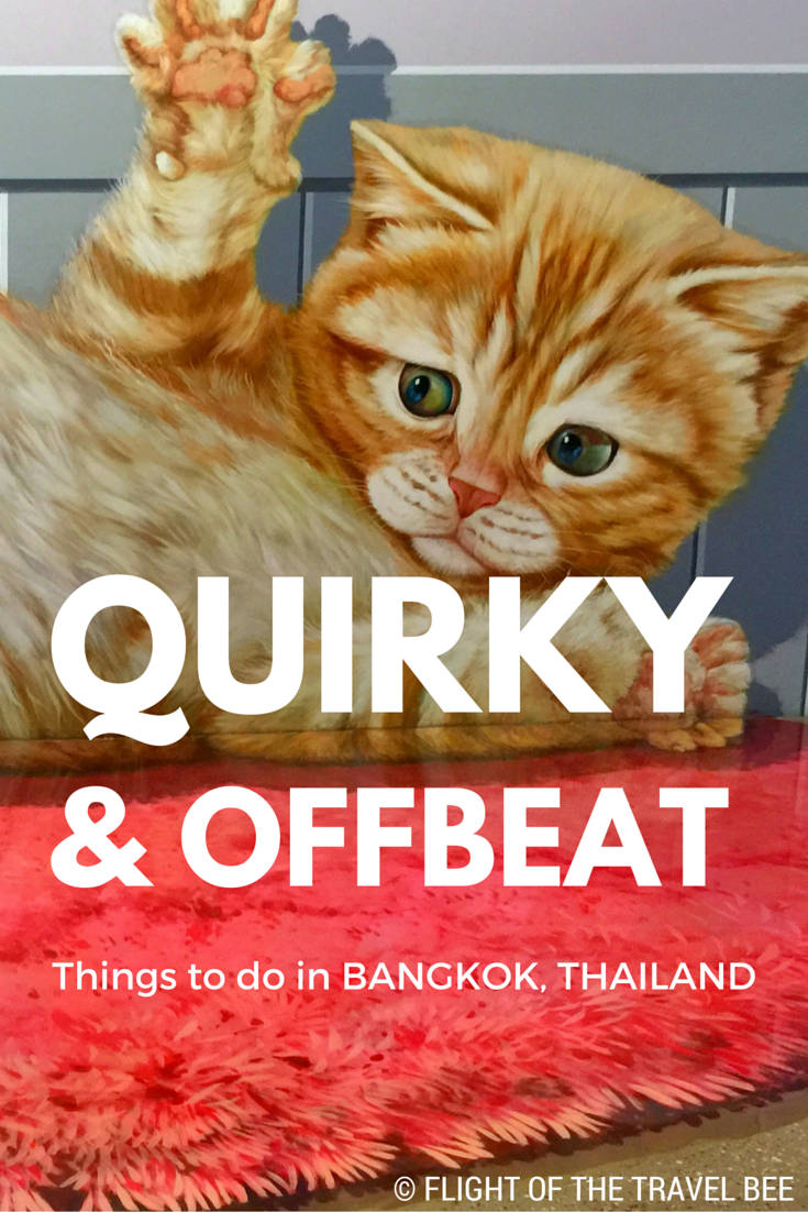Quirky&Offbeat Thailand