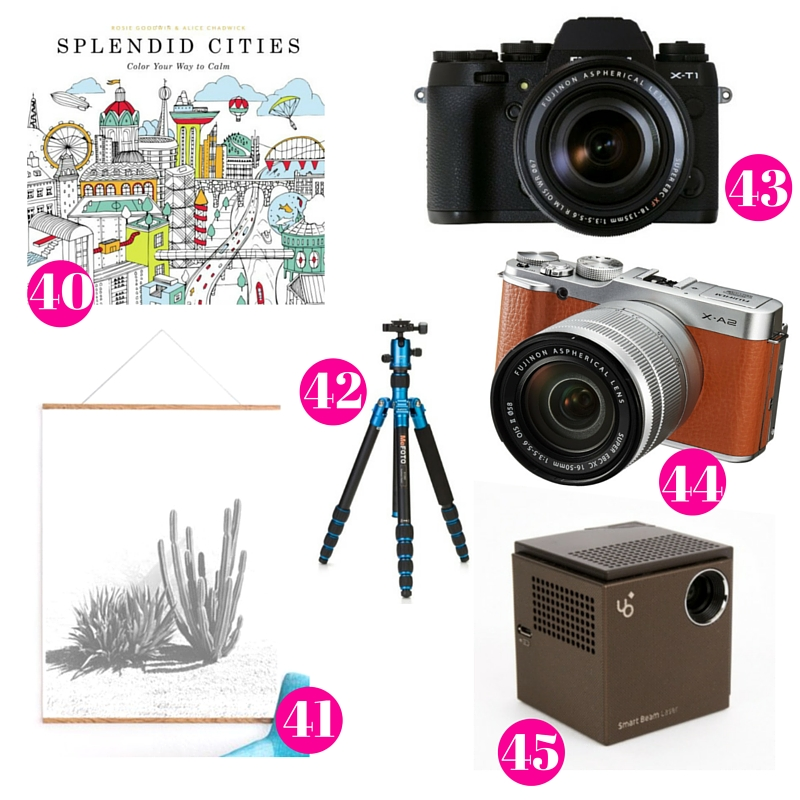 Top 50 Wanderful Gifts for the Traveller