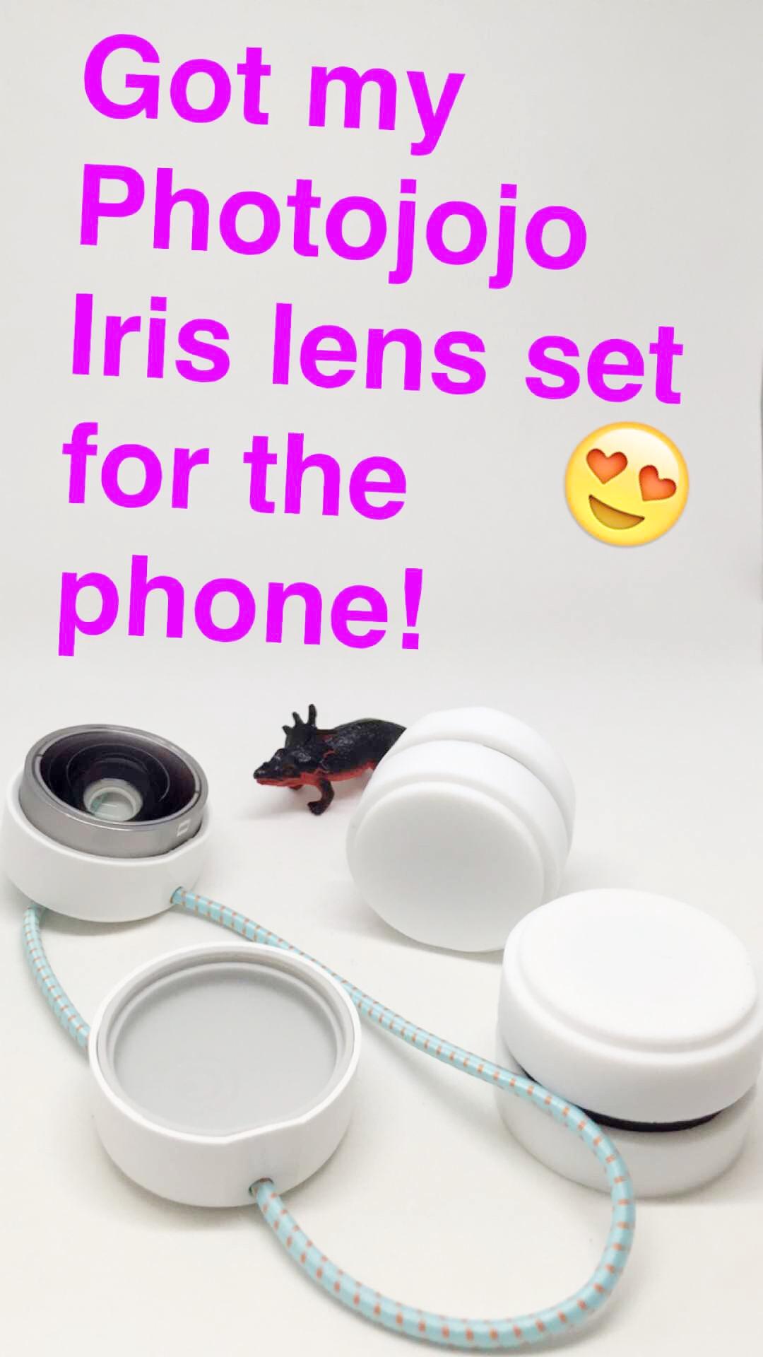 Photojojo Iris Lens