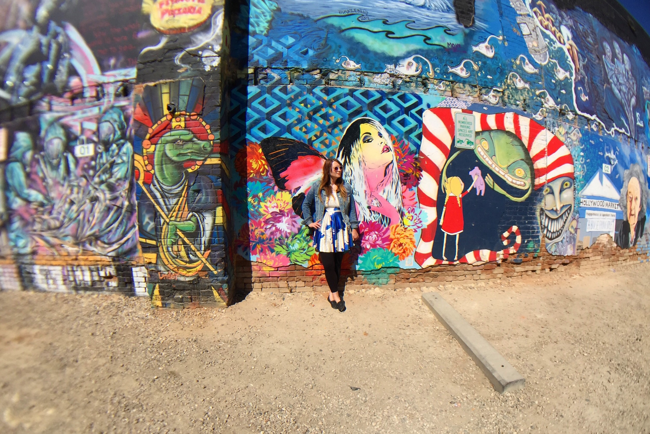 Freak Alley Pix