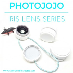 Iris Lens series blog