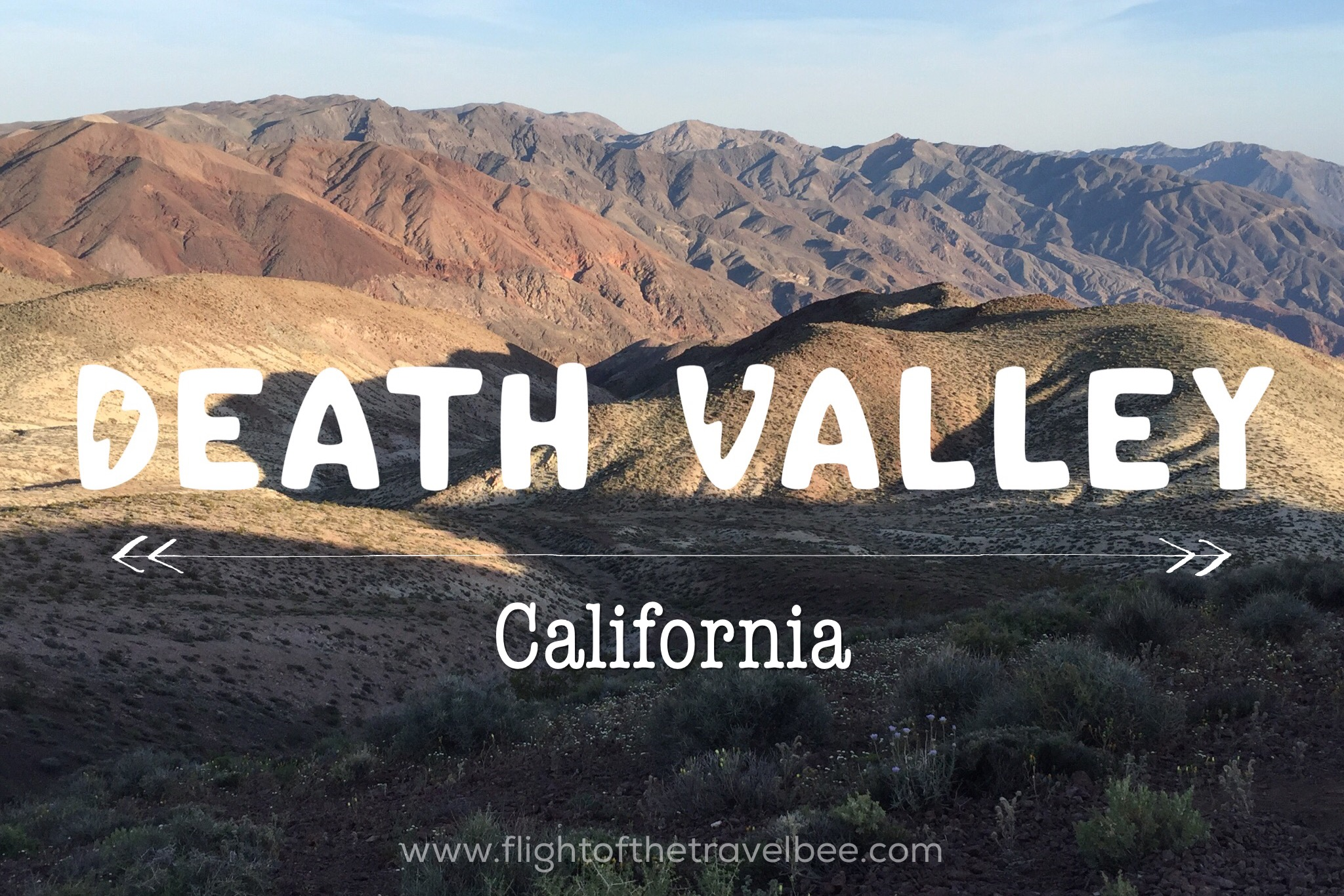 Death Valley CA