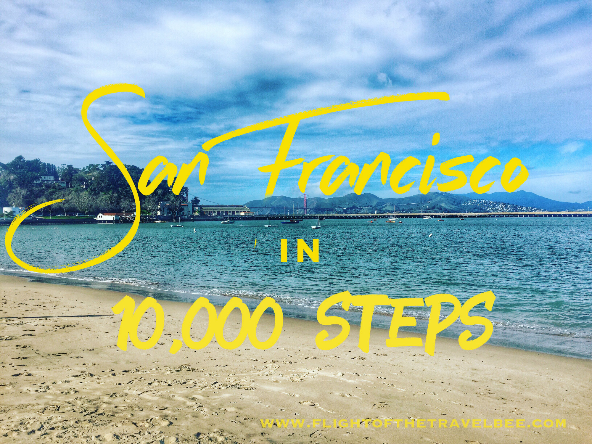 San Francisco in 10,000 Steps