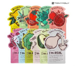 Tony Moly Masks
