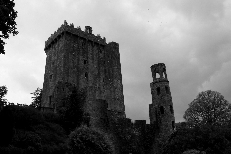 Blarney Castle, Ireland, Circa 2008.