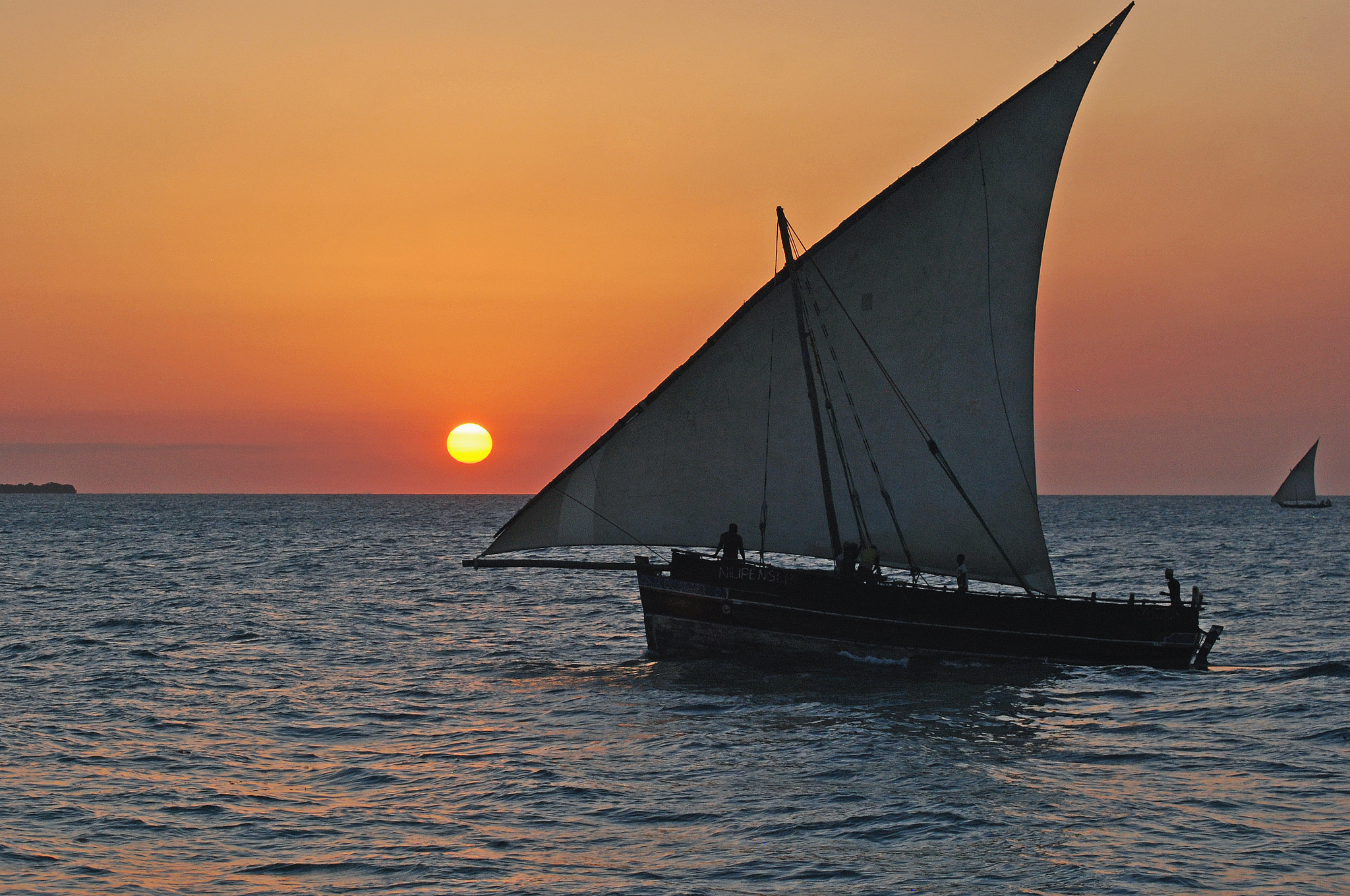 Harvey Barrison Flickr Dhow Boat